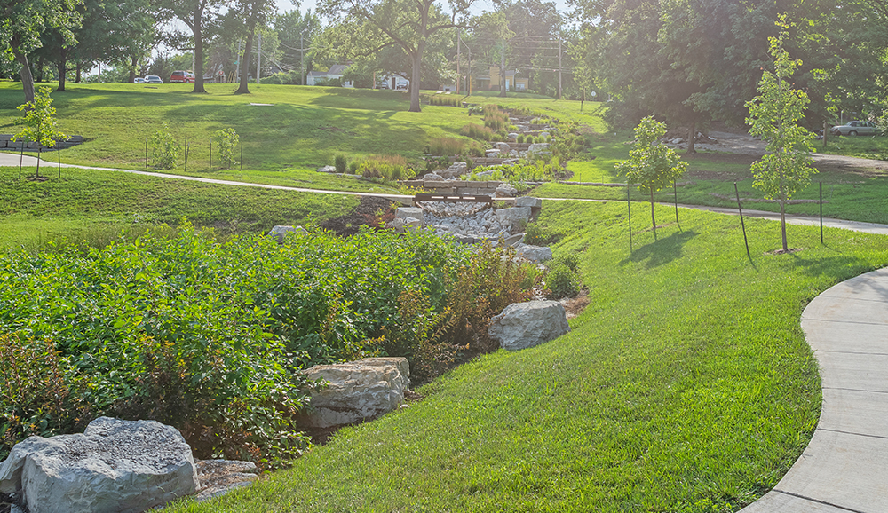 Green Stormwater Infrastructure Filters into Municipal Planning, Brenda Macke