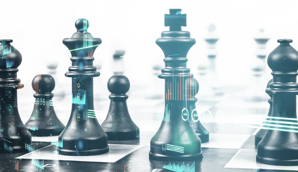 Playing Chess With Your Portfolio, Charles Johnson
