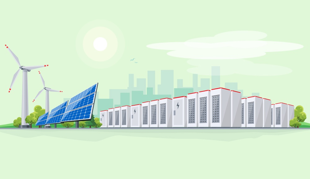 Siting Battery Storage in Urban Areas