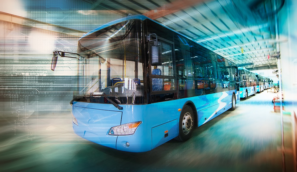 Plugging In: The Electrification of Bus Fleets - Amplified Perspectives, Burns & McDonnell