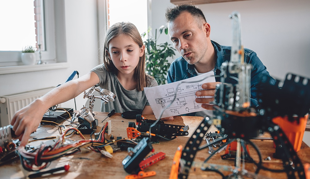 Engineering Careers: Role Models, Right at Home - Amplified Perspectives, Burns & McDonnell
